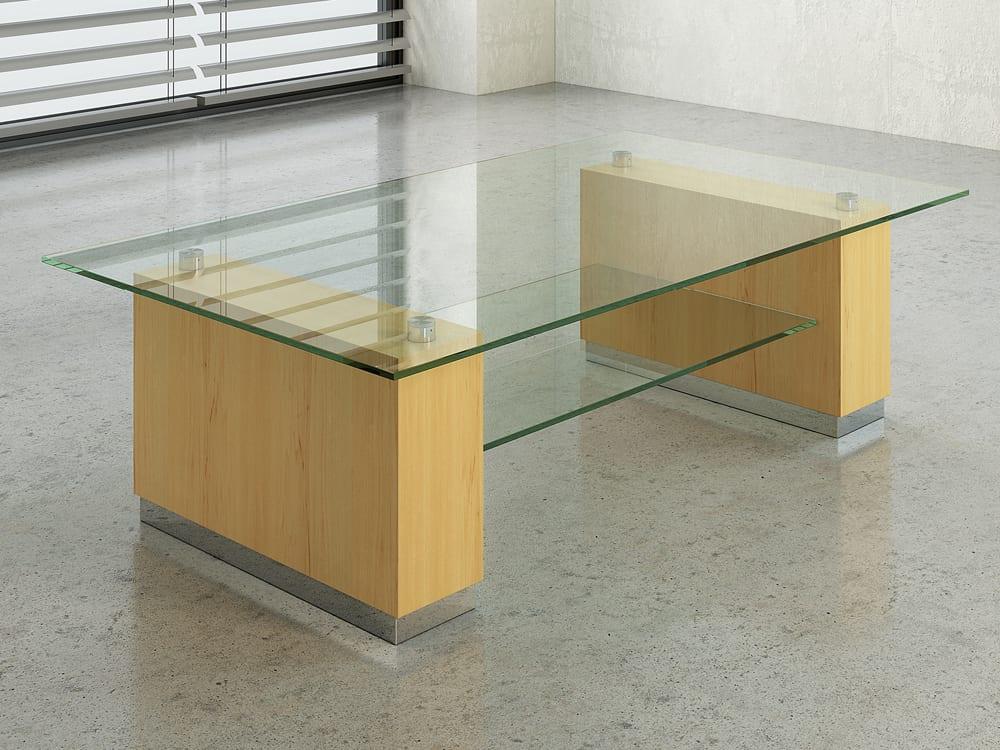 mocha coffee table