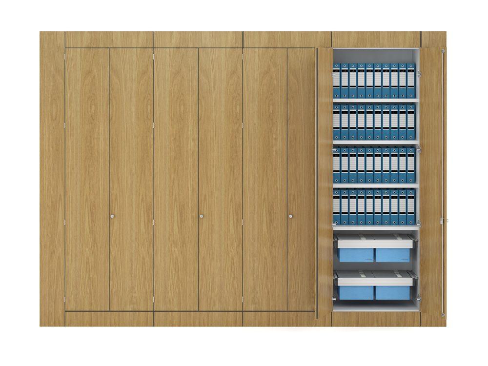 Wall Storage 1
